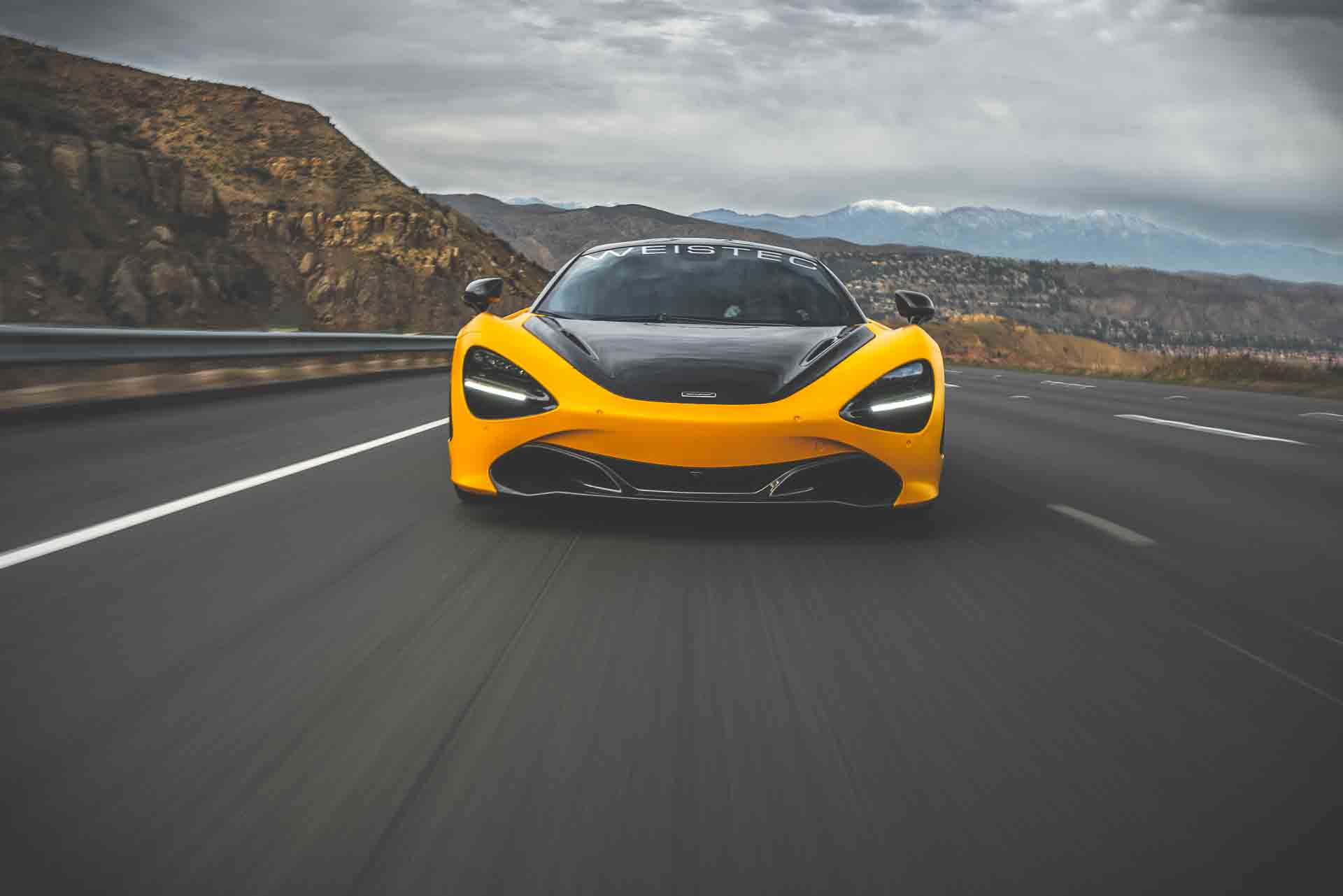 1000+ HP McLaren 720s Hits The Streets