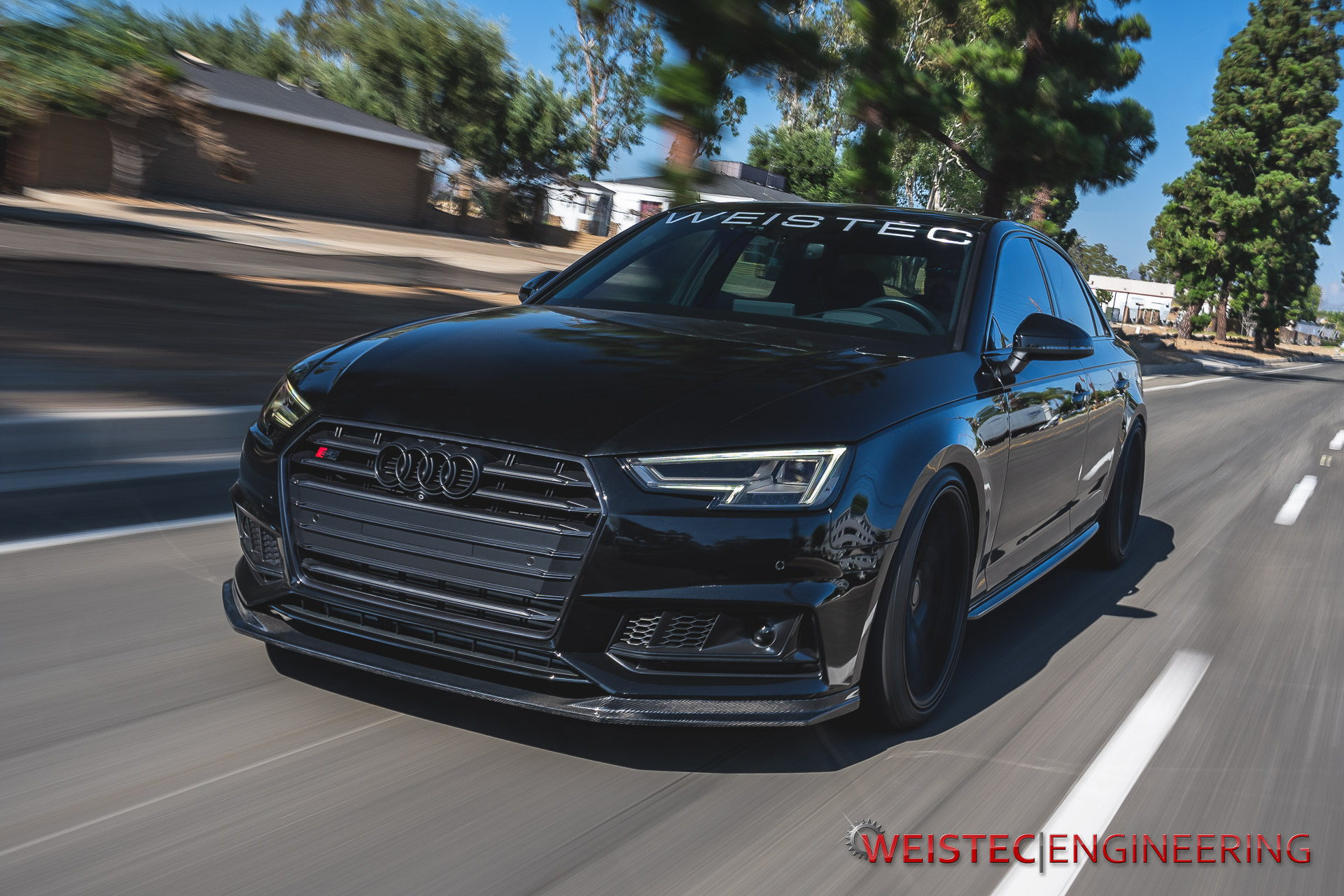 NEW!! WEISTEC ENGINEERING ECU FLASH TUNE FOR THE S4 3 0T