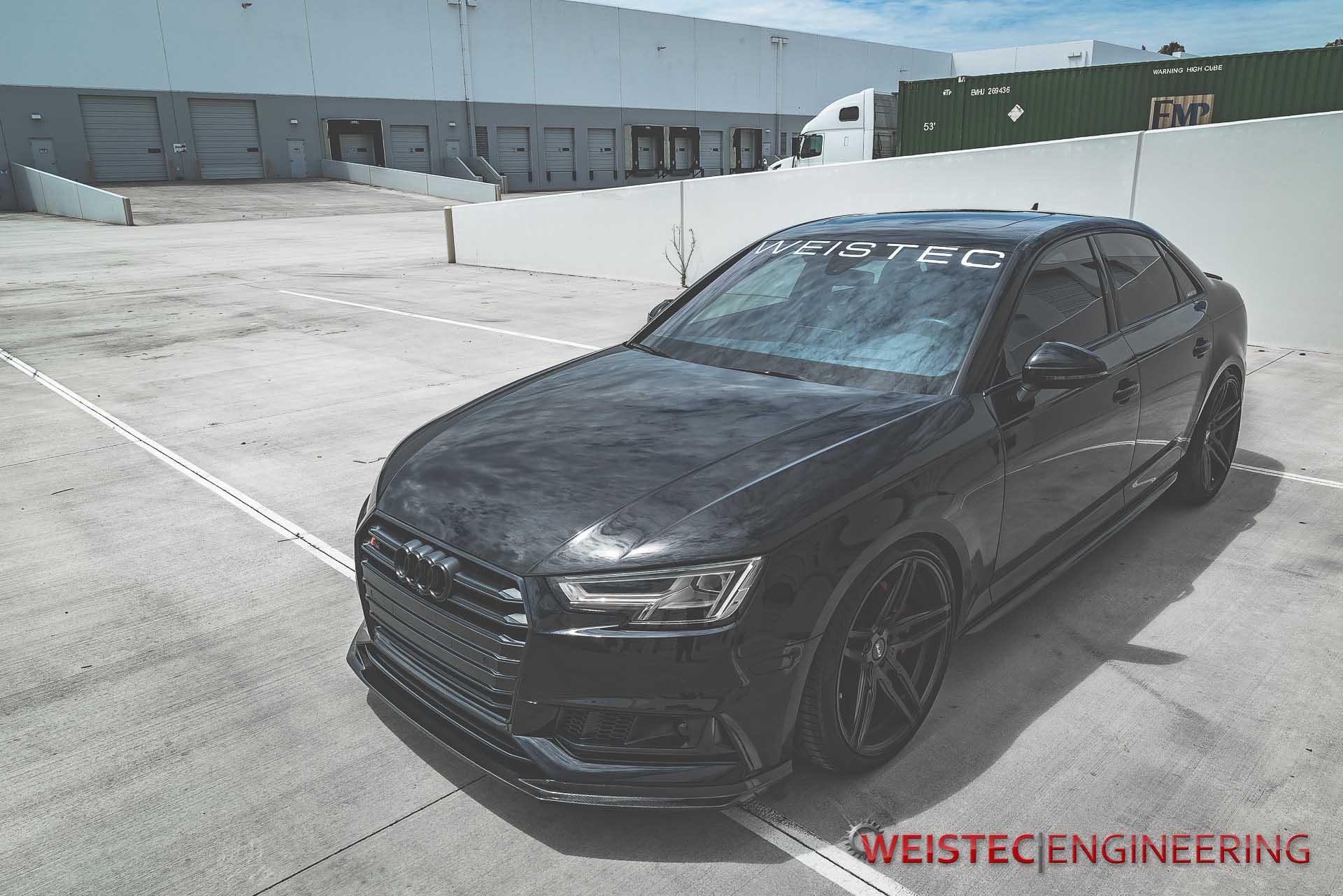 Introducing the Weistec Audi B9 S4 ECU Flash