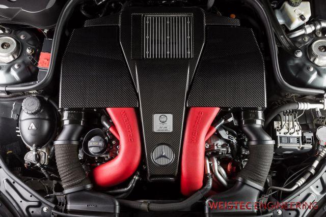 Mercedes Benz M157 W 4 Turbo Upgrade E63 S63 G63| Weistec